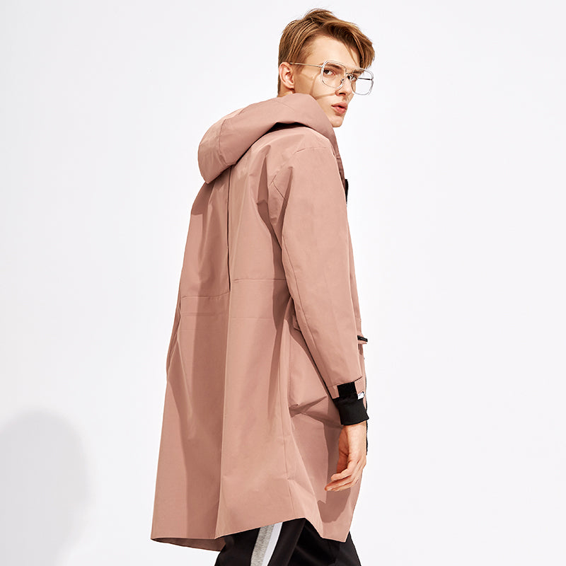 long trench coat (2variants)