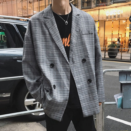 Oversized Casual Suit