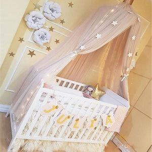 Kids Bedroom Girl Princess Elegant Lace Bedding Round Dome Bed Canopy Cotton Linen Mosquito Net Curtain  sc 1 st  DeVicLuiDan & Kids Bedroom Girl Princess Elegant Lace Bedding Round Dome Bed ...