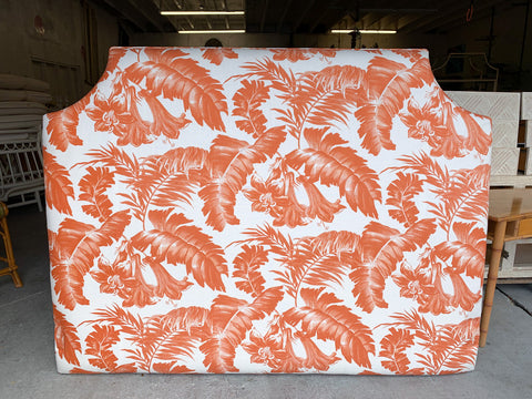 Custom Upholstered King Headboard