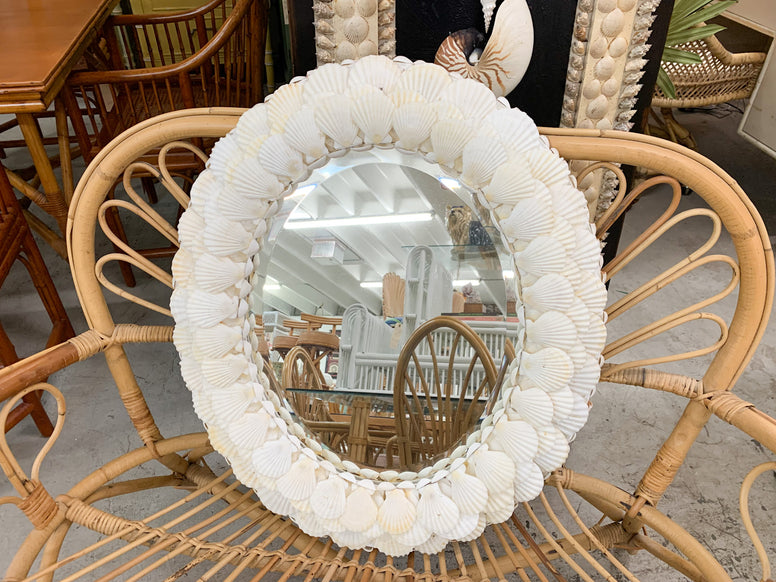 Sweet Shell Mirror