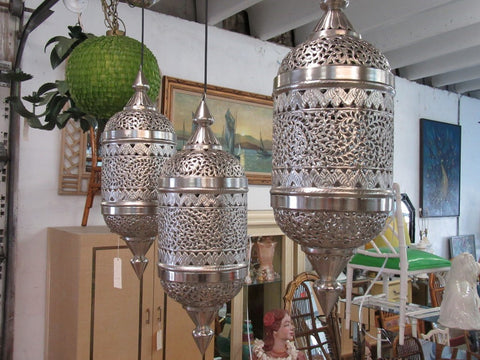 Marrakesh Moroccan Pendants