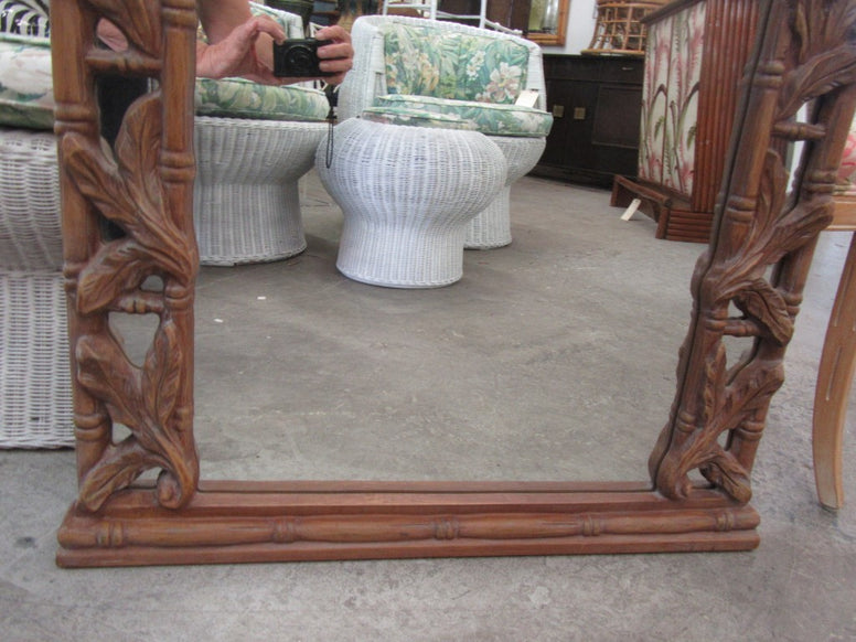 Pair of Kindle Fretwork Chairs