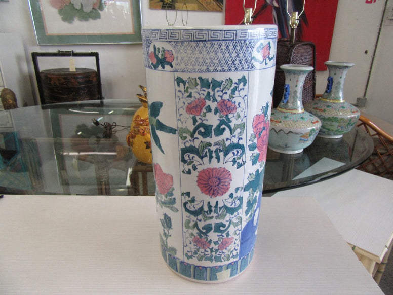Vintage Ceramic Umbrella Stand