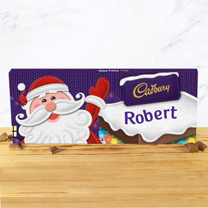 15% OFF Personalised Cadbury Chocolate!