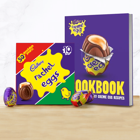 Personalised Creme Egg Easter Boxes + FREE EASTER CARD!!
