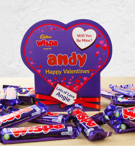 Brand New Valentine's Day Cadbury Favourites Box