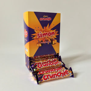 Personalised Cadbury Favourite Chocolate Boxes!