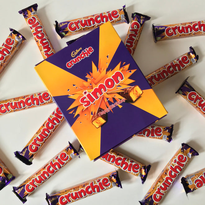 Personalised Cadbury Chocolate