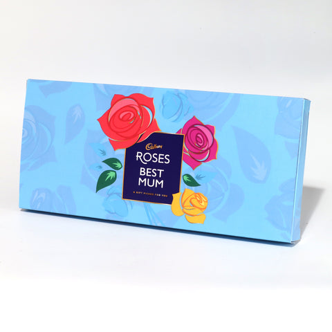 Personalised Cadbury Roses Small Letterbox Selection-OurPersonalisedGifts.com