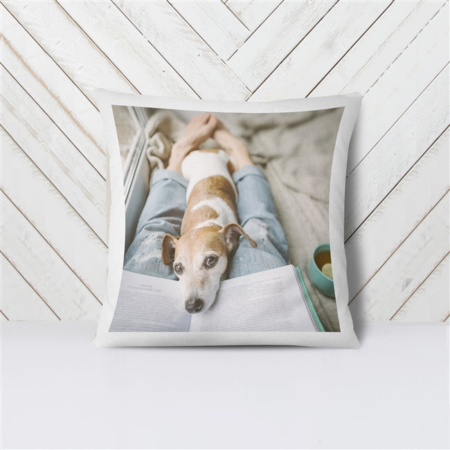 Personalised Favourite Pet Photo Upload Cushion-OurPersonalisedGifts.com