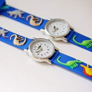 Personalised Kids Dinosaur Watch-OurPersonalisedGifts.com