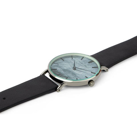 Personalised Mr Beaumont Carbon Black Watch-OurPersonalisedGifts.com