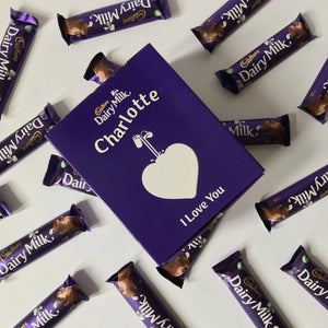Personalised Cadbury Dairy Milk Gift Box-OurPersonalisedGifts.com