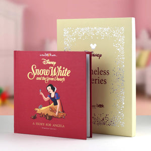 Personalised Disney Snow White Book-OurPersonalisedGifts.com