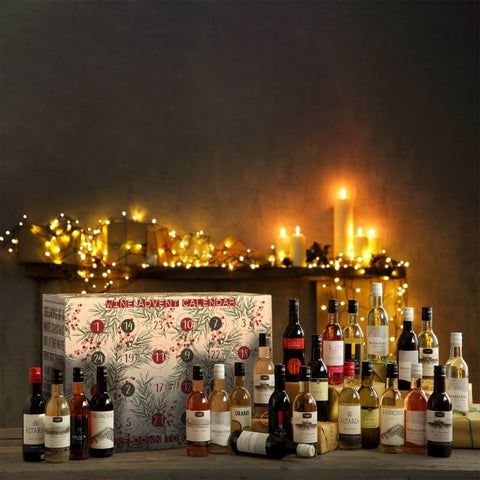 The Wine Advent Calendar-OurPersonalisedGifts.com