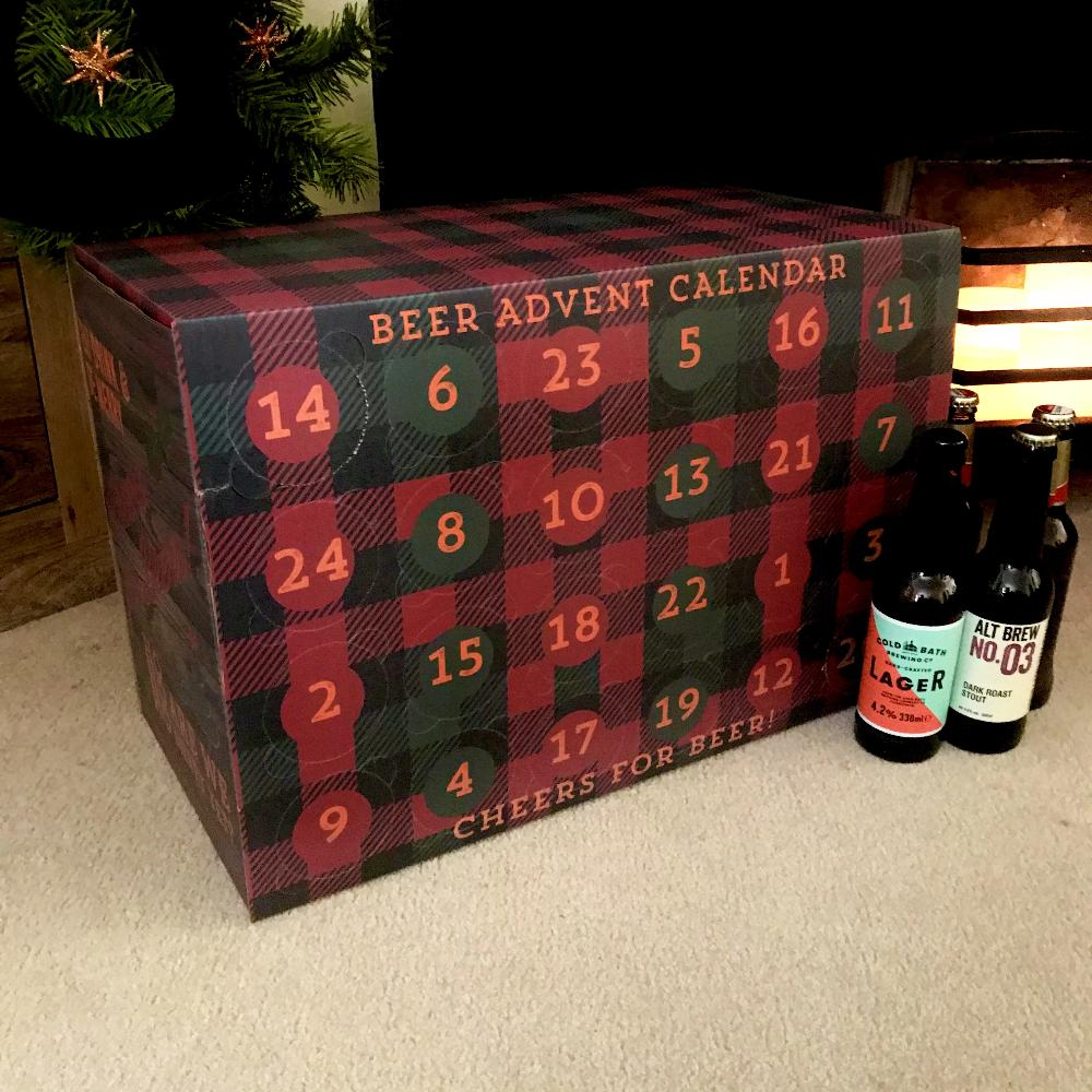 The Beer Advent Calendar-OurPersonalisedGifts.com