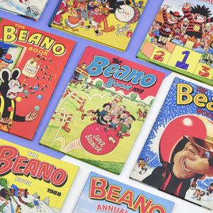 Personalised Beano Annual From Your Year-OurPersonalisedGifts.com