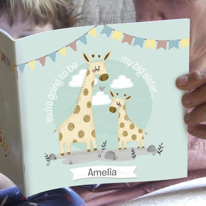 Personalised Big Sister Story Book-OurPersonalisedGifts.com