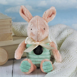 Personalised Classic Piglet Teddy-OurPersonalisedGifts.com