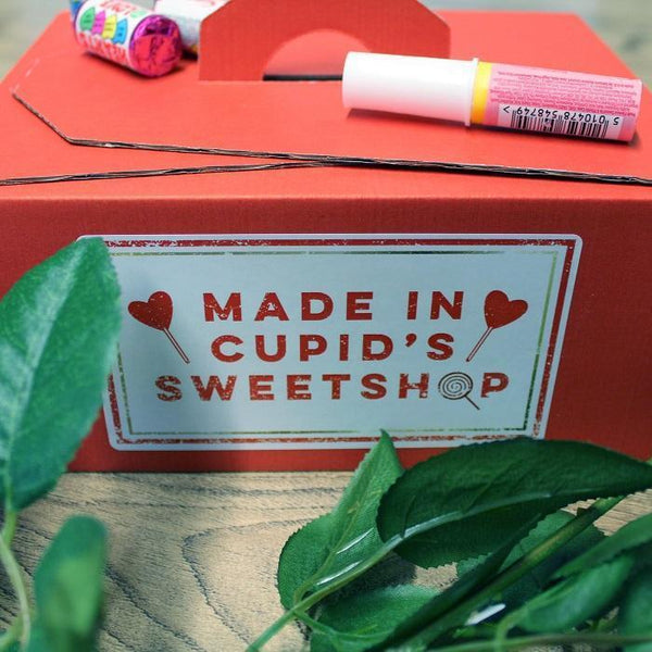 Personalised Cupid's Sweet Box-OurPersonalisedGifts.com