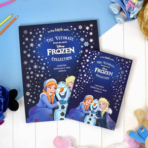 Personalised Disney Frozen Collection Book-OurPersonalisedGifts.com