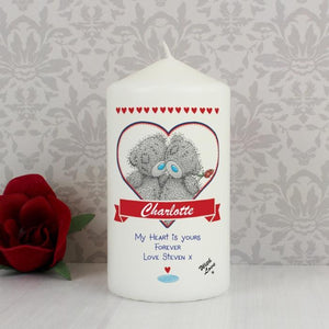 Personalised Me to You Couple Candle-OurPersonalisedGifts.com