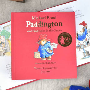 Personalised Paddington Bear Story Book-OurPersonalisedGifts.com