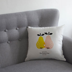 Personalised Perfect Pair Cushion-OurPersonalisedGifts.com