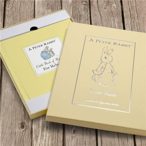 Personalised Peter Rabbit's Little Book of Harmony-OurPersonalisedGifts.com