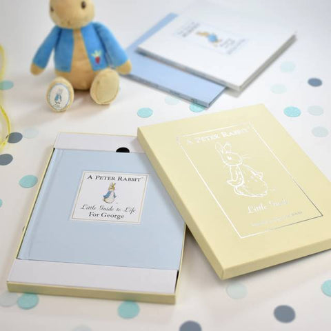Personalised Peter Rabbit's Little Guide to Life Book-OurPersonalisedGifts.com