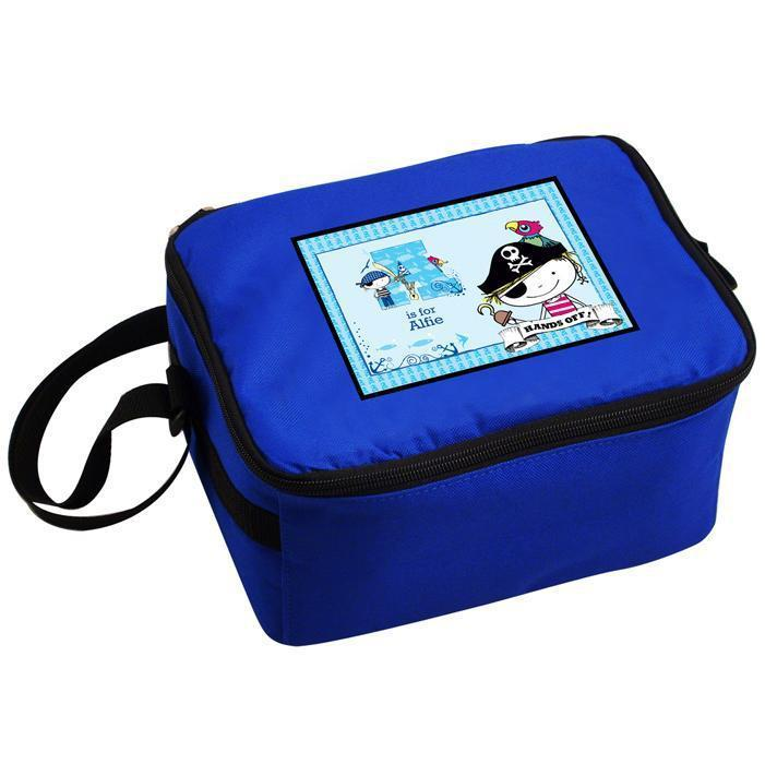 Personalised Pirates Lunch Bag-OurPersonalisedGifts.com