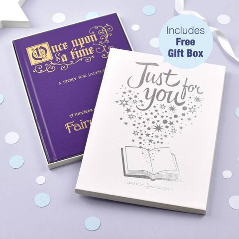 Personalised Timeless Collection of Fairy Tales Book-OurPersonalisedGifts.com