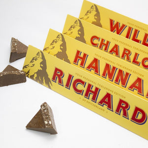 Personalised Toblerone 360g-OurPersonalisedGifts.com