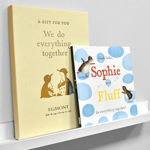 Personalised We Do Everything Together Book-OurPersonalisedGifts.com