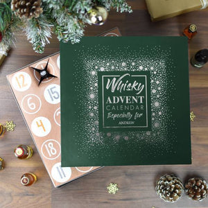 Personalised Whisky Advent Calendar-OurPersonalisedGifts.com