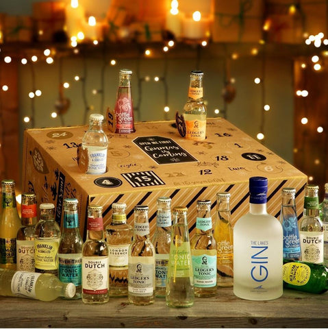 The Gin and Premium Tonics Advent Calendar-OurPersonalisedGifts.com