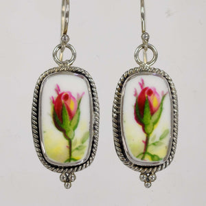 Bold Blooming Floral Earrings