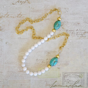 Hot Fun in the Summertime Necklace