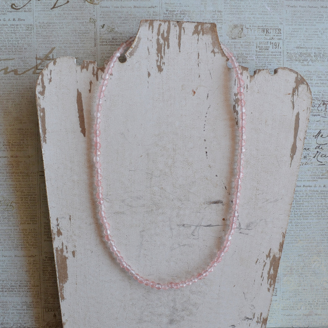 4mm Rose Quartz Beads