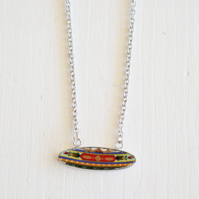 Wave of Color Necklace