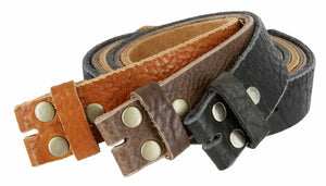 Full Grain Cowhide Leather Belt Strap