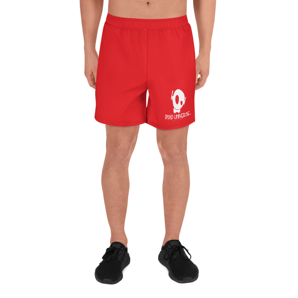 CLASSIC PU RED (MEN) SHORTS