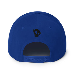 PHAD-UNI ROYAL BLUE/BLACK SNAPBACK