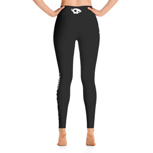 CLASSIC PU YOGA LEGGINGS