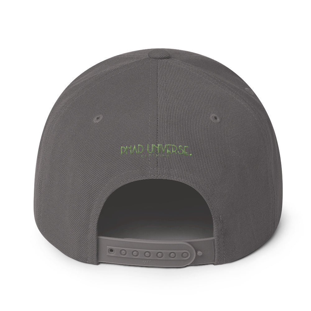 "EXTRATERRESTRIAL ""ET"" PU SNAPBACK"
