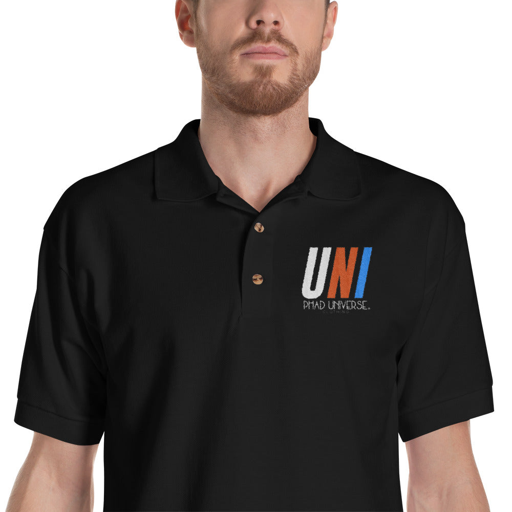 UNI 2GETHER BK POLO SHIRT