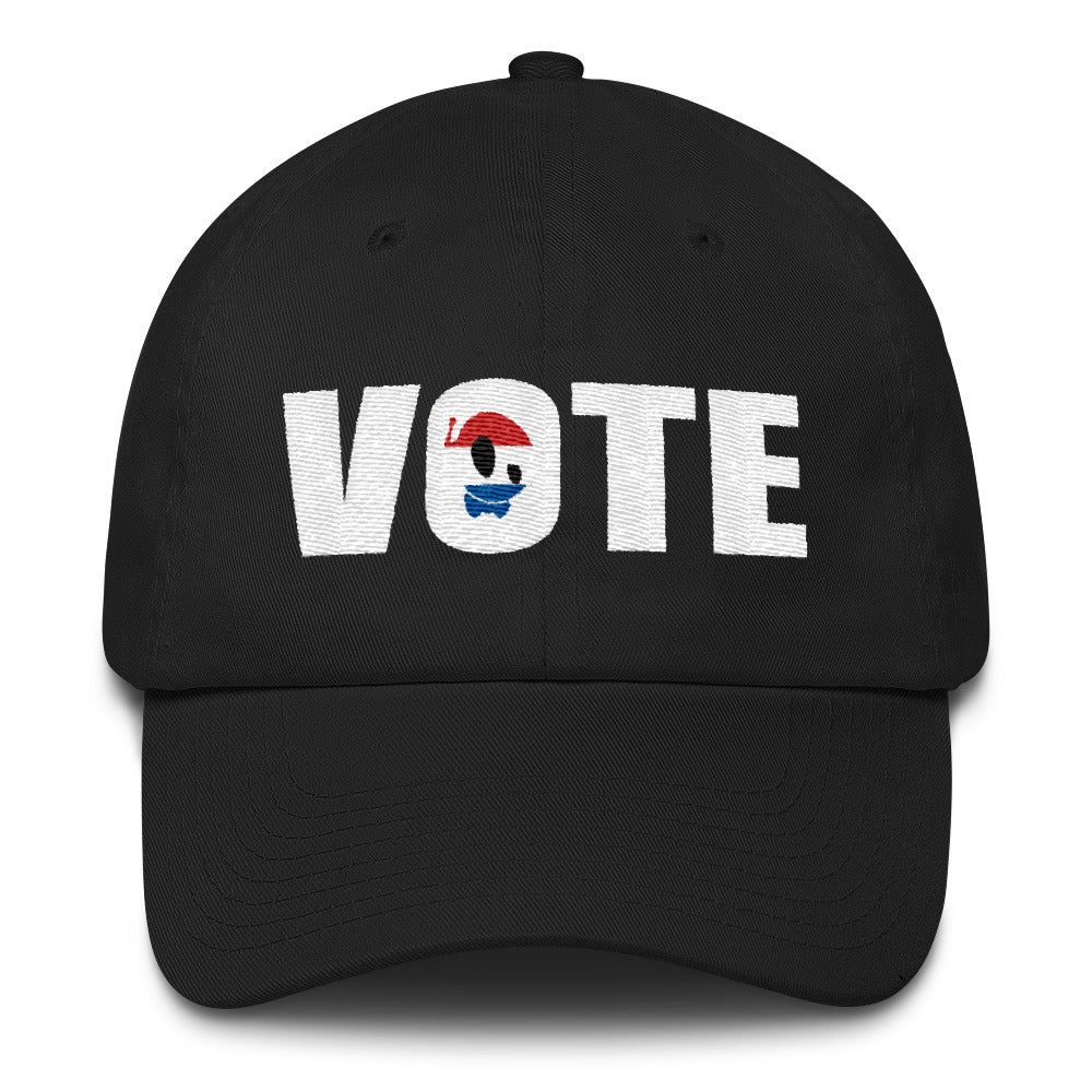 """GO VOTE"" PU DAD CAP"