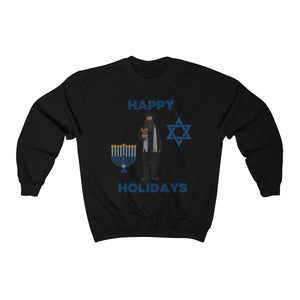 Stu's Ugly Hanukkah Sweater