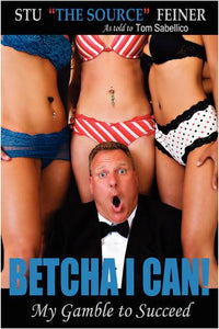 Betcha I Can - Autographed Paperback